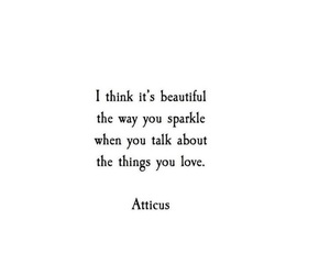 beautiful, quotes, and sparkle image