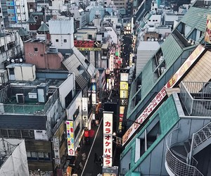 aesthetic, tokyo, and asia image