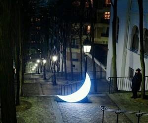moon, night, and Ramadan image
