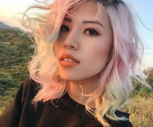 asian, girl, and goals image