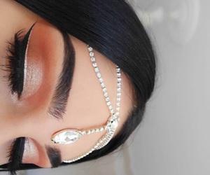 nails, goals, and makeup image