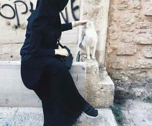 hijab, حجاب, and محجبة image