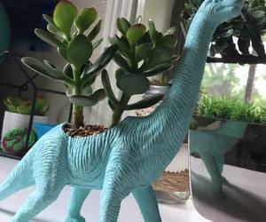 dinosaur, diy, and room decor image