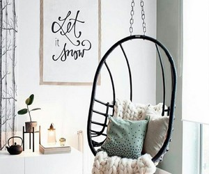 bedroom, home, and sweet image