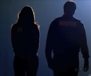 beckett, castle, and tv image