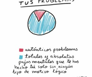 lol, mente, and problems image
