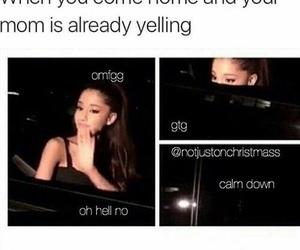 ariana grande, meme, and funny image
