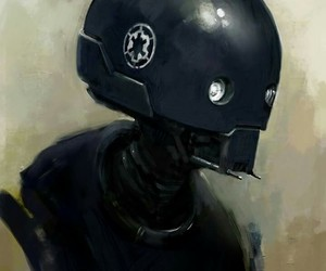 star wars, k2so, and rouge one image