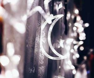 Ramadan, رَمَضَان, and star image