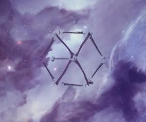 beautiful, exo, and Logo image
