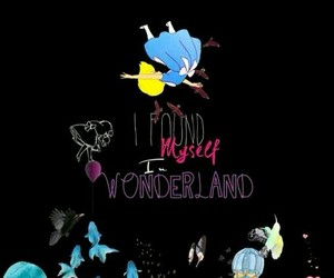 alice in wonderland, disney, and dreams image