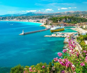 beautiful, europe, and france image