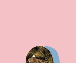 anime, glasses, and wallpaper image