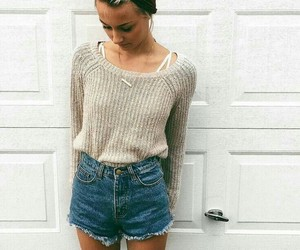 casual, clothes, and fashion image
