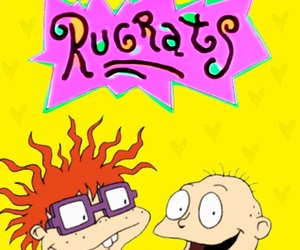 90s, rugrats, and wallpapers image
