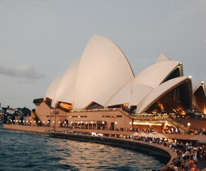 architecture, Sydney, and travel image