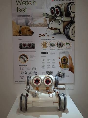 drawing, industrial design, and robot image