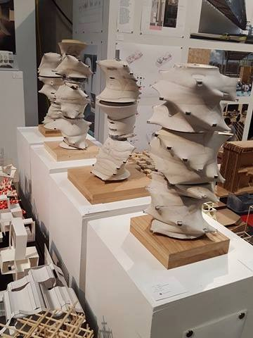 sculpture, student work, and spring show image