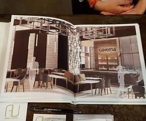 interior design, magazine, and spring show image