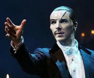 benedict cumberbatch, sherlock, and opera image