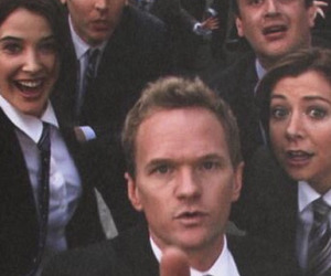 how i met your mother, series, and netflix image