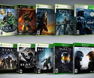 collection, gamer, and gaming image
