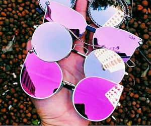 cool, mirrored, and purple image