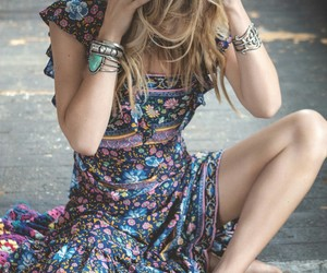 look, boho style, and gypset image