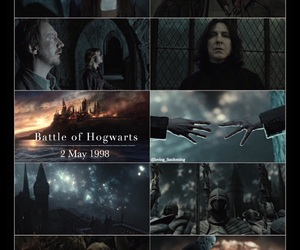 harry potter and battle of hogwarts image