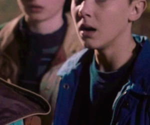 eleven, mike, and friends image