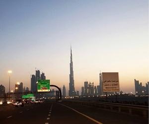 city, UAE, and Dubai image
