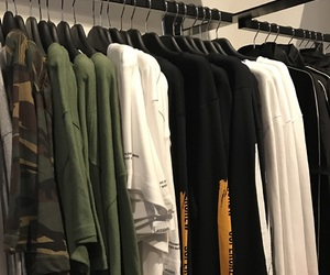 camo, clothes, and fashion image