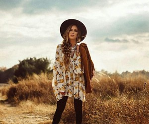 fashion, gypset, and look image