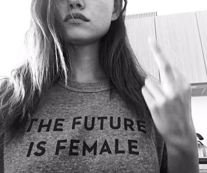 phoebe tonkin, female, and feminism image