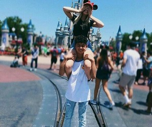 boyfriend, disneyland, and jordyn jones image