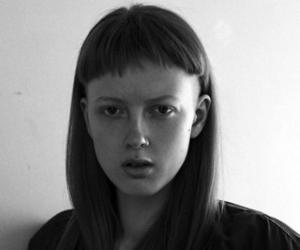 girl, tumblr, and crim3s image