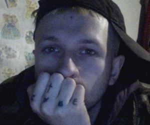 boy, crim3s, and tattoo image