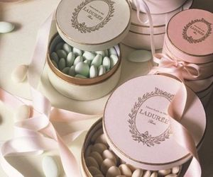 laduree, sweet, and food image