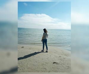 Baltic Sea, brach, and love image