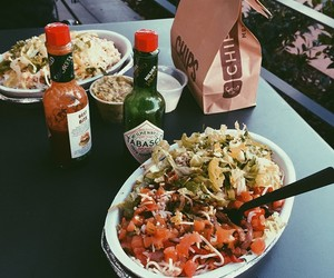 chipotle and food image