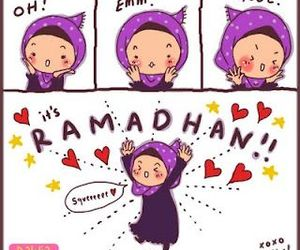 Ramadan, happy, and islam image