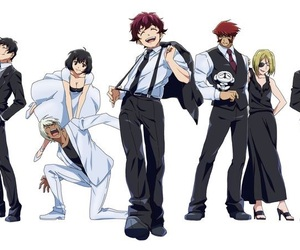 anime, leonardo watch, and kekkai sensen image