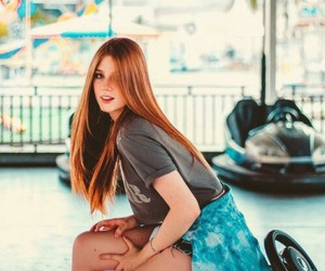 ginger, outfit, and flávia charallo image