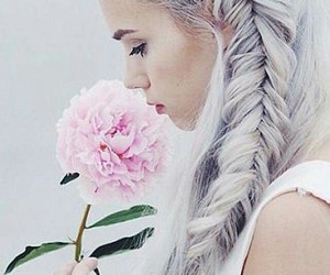 braid, braids, and fashion image