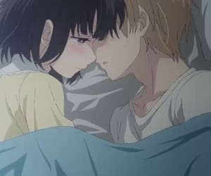 anime, couple, and kuzu no honkai image