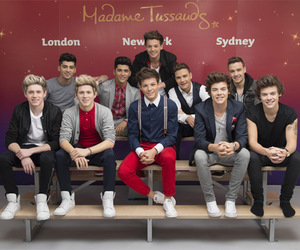 1d and wax statues image