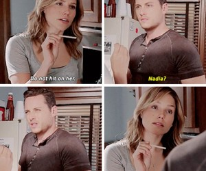 nypd, sophia bush, and tv shows image