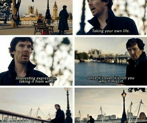 sherlock, quotes, and life image