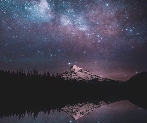 stars, sky, and colors image