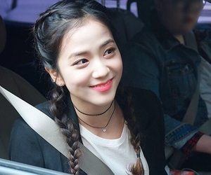 blackpink, jisoo, and kim jisoo image